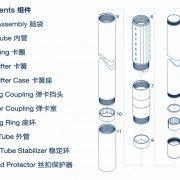 Wireline Double Tube Core Barrels (BQ NQ HQ PQ)