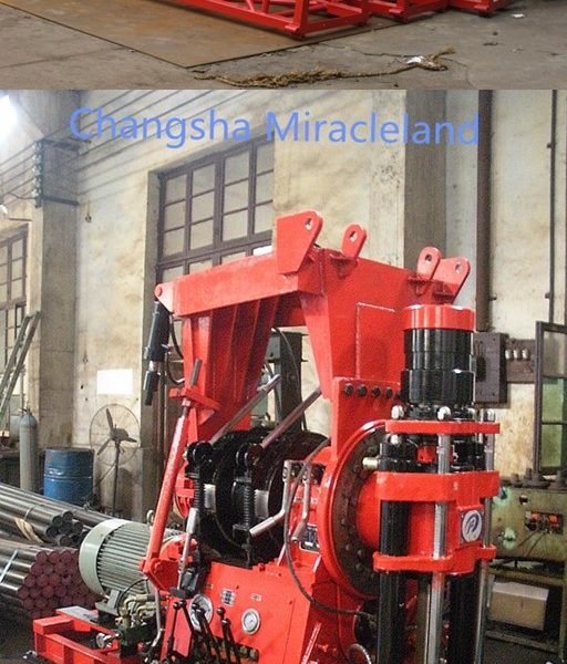 HGY-1000 Drilling Rig With  Tower