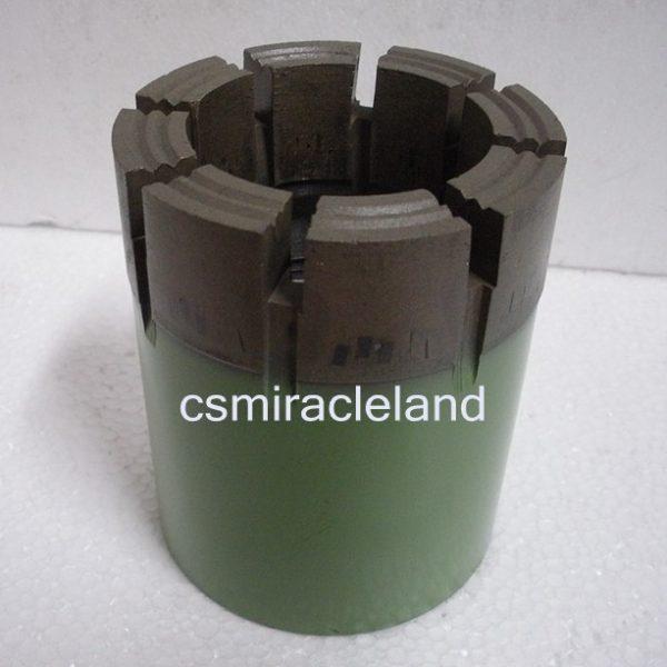 NQ2 diamond core drill bit