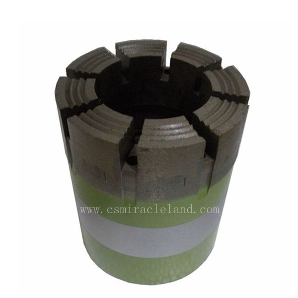 NQ3 diamond core bit