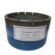 B146 diamond core bit