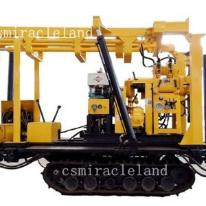 YZJ-200Y Crawler Mounted Drilling Rig