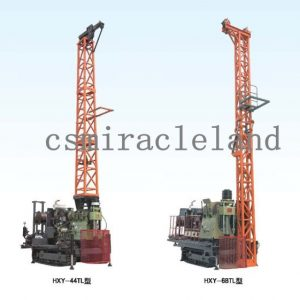 HXY Model Crawler Mounted Core Drilling Rig