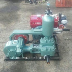 BW-160 Simplex Piston Mud Pump
