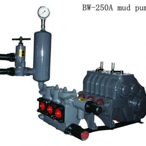 BW-250A Hydraulic Motor Mud Pump