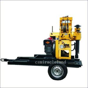 YZJ-150Y Portable Trailer Type Drilling Rig
