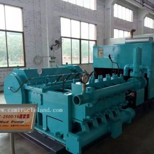 BW-2500/16 Five-Cylinder Piston Pump