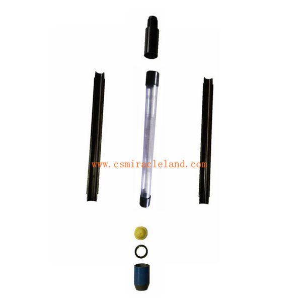 SPT split tube sampler